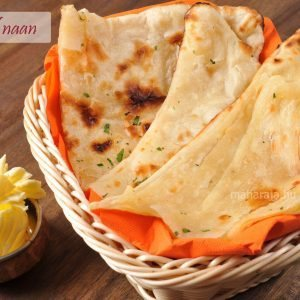 127-buttered naan